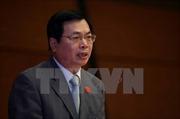 Quốc hội phê phán nghiêm khắc đối với ông Vũ Huy Hoàng