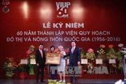 Phó Thủ tướng Trịnh Đình Dũng: Gắn quy hoạch với tái cấu trúc nền kinh tế