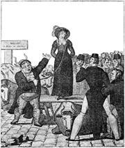 Phong tục bán vợ của người Anh thời xưa