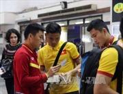 Tuyển Việt Nam và Indonesia rèn chiến thuật trước trận chiến
