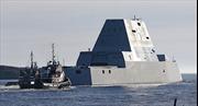 Ông Trump phải xem xét kế hoạch đóng khu trục hạm Zumwalt