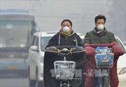 Trung Quốc nâng cảnh báo ô nhiễm khói mù ở miền Bắc
