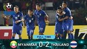AFF SUZUKI CUP 2016: Vượt Myanmar, Thái Lan nhiều cơ hội vào chung kết