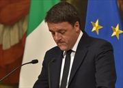 Thủ tướng Italy Matteo Renzi từ chức
