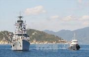 Tàu Hải quân Philippines thăm Cảng Quốc tế Cam Ranh