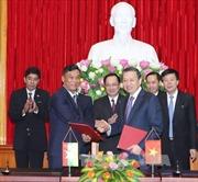 Tăng cường hợp tác an ninh giữa Việt Nam và Myanmar