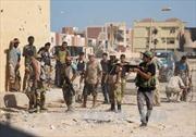 Libya giải phóng thành phố Sirte khỏi tay IS