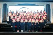 Chung kết cuộc thi Hoa khôi VMU 2016