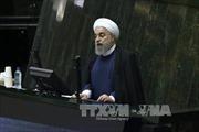 Iran không để ông Trump phá vỡ thỏa thuận hạt nhân