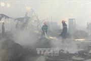 Hỏa hoạn thiêu rụi hai căn nhà ở Sóc Trăng