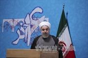 """Tổng thống Iran gọi Mỹ là """"kẻ thù của Tehran"""""""