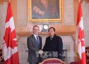 Hoạt động của đoàn đại biểu cấp cao Quốc hội Việt Nam tại Canada
