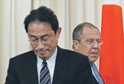 """""""Lối thoát hẹp"""" trong quan hệ Nga - Nhật Bản"""