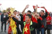 Trực tiếp Việt Nam-Indonesia: Hừng hực trước trận quyết định