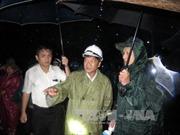 10 người chết và mất tích vì mưa lũ tại Quảng Ngãi