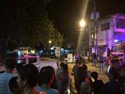 Nổ lựu đạn ở công viên Philippines, 3 dân thường bị thương