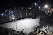 Không còn ai sống sót trong vụ rơi máy bay ở Pakistan
