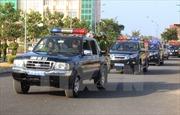 Mở cao điểm bảo đảm trật tự an toàn giao thông dịp Tết