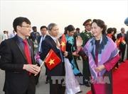 Chủ tịch Quốc hội gặp mặt cộng đồng người Việt Nam tại Ấn Độ