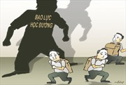 """Để bạo lực học đường không còn là """"ám ảnh"""""""