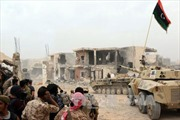 Phát hiện 266 thi thể phiến quân IS ở Sirte