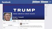 """Bầu cử Mỹ - chủ đề """"hot"""" nhất trên Facebook năm 2016"""