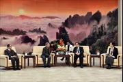 Đoàn Việt Nam dự Diễn đàn nhân dân Việt - Trung lần thứ 8