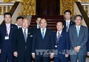 Thủ tướng tiếp Cố vấn đặc biệt Nội các Chính phủ Nhật Bản