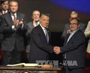Colombia: FARC bắt đầu tiến trình giải giáp vũ khí
