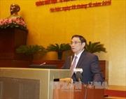 Ban Tổ chức TƯ và Thành ủy Hà Nội ký kết chương trình công tác