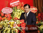 Phó Thủ tướng Trịnh Đình Dũng dự Đại hội Hội Hữu nghị Việt-Nga