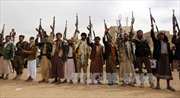 Đánh bom doanh trại quân đội Yemen, hơn 100 binh sĩ thương vong