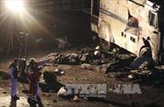 Gần 200 người thương vong trong 2 vụ đánh bom tại Thổ Nhĩ Kỳ