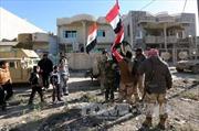Iraq giành lại 31 quận ở Mosul, IS đại bại