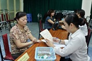 Điều kiện về độ tuổi hưởng lương hưu