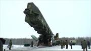 Bộ Quốc phòng Nga đưa tên lửa Yars vào bệ phóng