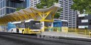 Toàn cảnh xe buýt nhanh trước ngày vận hành chính thức