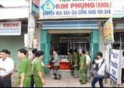Hai nghi can còn lại trong vụ cướp tiệm vàng tại Tây Ninh ra đầu thú