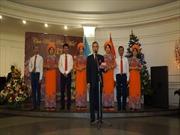 Đại sứ quán Việt Nam tại Ukraine kỷ niệm 22/12