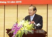 Cần đẩy mạnh quy hoạch giao thông Hà Nội
