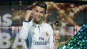 Vượt Murray, Hosszu, Cristiano Ronaldo trở thành VĐV châu Âu của năm