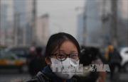 Bắc Kinh ban hành cảnh báo cam về khói mù