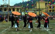 Thêm một công trình đậm bản sắc văn hóa người Mông ở Hà Giang