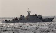 Bốn tàu Trung Quốc xâm nhập vùng biển quanh Senkaku/Điếu Ngư