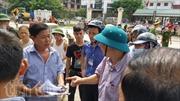 Hà Nội: Người dân Mộ Lao kêu cứu giữ ngõ