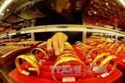 Giá vàng châu Á lên mức cao nhất trong bốn tuần