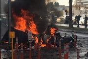 Bom xe nổ rung chuyển Thổ Nhĩ Kỳ, hai tên khủng bố bị tiêu diệt