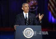 Tổng thống Obama: Nga, Trung Quốc không thể sánh được tầm ảnh hưởng của Mỹ