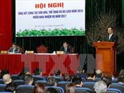 Thủ tướng: Cần đặt văn hóa ngang hàng với các lĩnh vực trọng yếu trong phát triển kinh tế đất nước