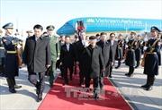 Tổng Bí thư, Chủ tịch nước Trung Quốc Tập Cận Bình đón Tổng Bí thư Nguyễn Phú Trọng